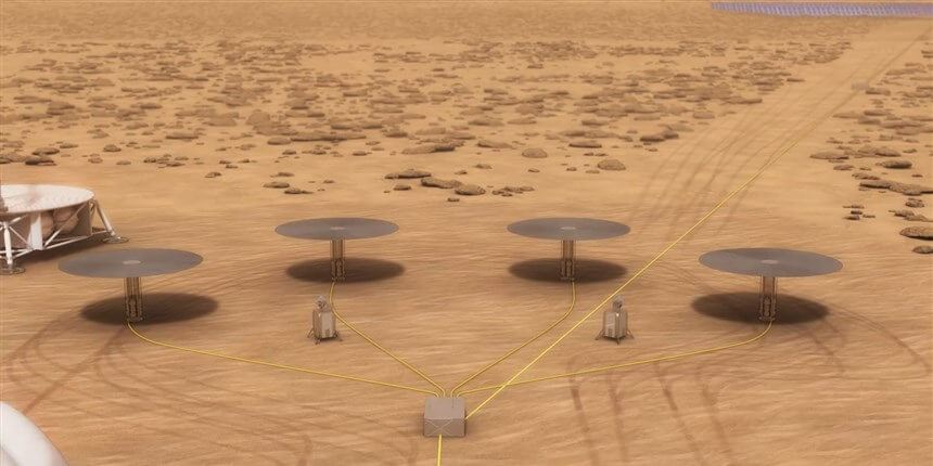 NASA Sponsoring Small Nuclear Power Projects for Mars